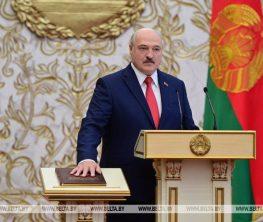 Еуропаның төрт мемлекеті Лукашенконы президент ретінде мойындамады