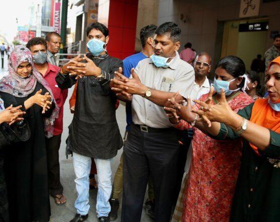 Үндістан коронавирус бойынша екінші орынға шықты