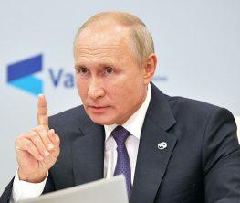 Путин қылмыстық қудалаудан құтылды
