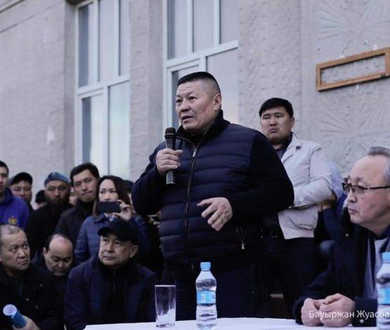 """Бақытбек Смағұл: """"Борат"""" фильмі Қазақстан туралы емес"""