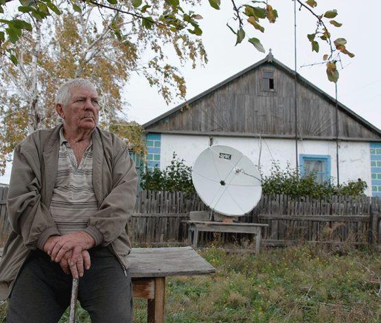 Қостанайдағы 80 жастағы зейнеткер Ресейдегі ғашығына жете алмай отыр
