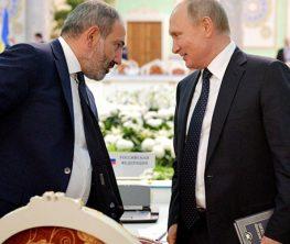 Таулы Қарабақ: Путин Пашинянды қолдауға шақырды