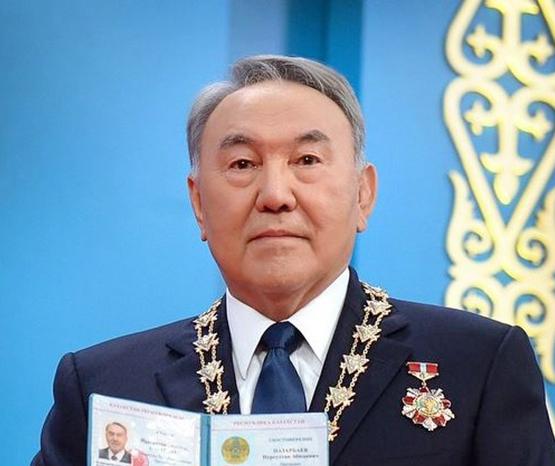 Назарбаевтың атындағы мемлекеттік сыйлық екі адамға берілді