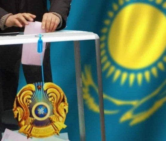 Exit poll: «Нұр Отан» партиясы 71,79 пайыз дауыс жинады