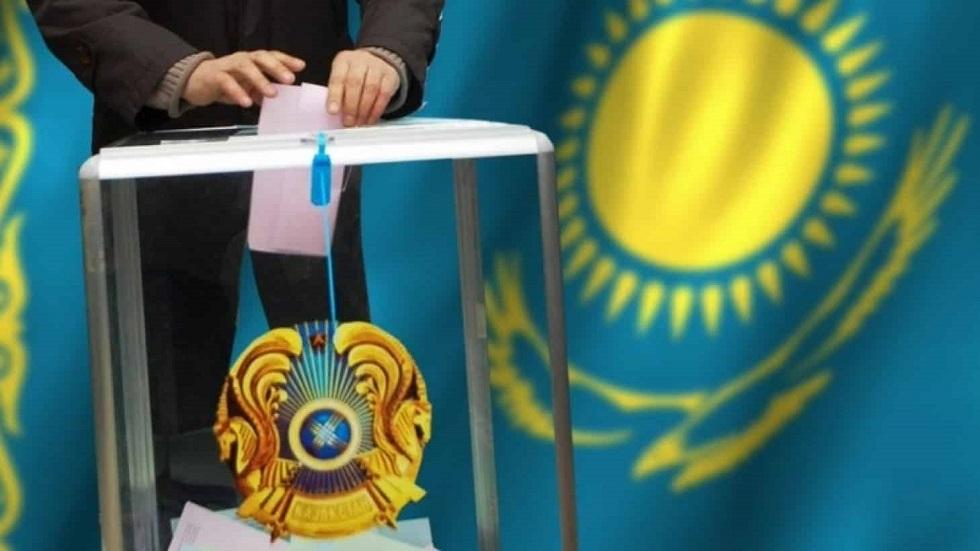 """Exit poll: """"Нұр Отан"""" партиясы 71,79 пайыз дауыс жинады"""