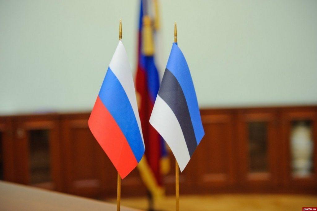 Эстония Ресейдің екі облысындағы жерге заңды қақы барын мәлімдеді