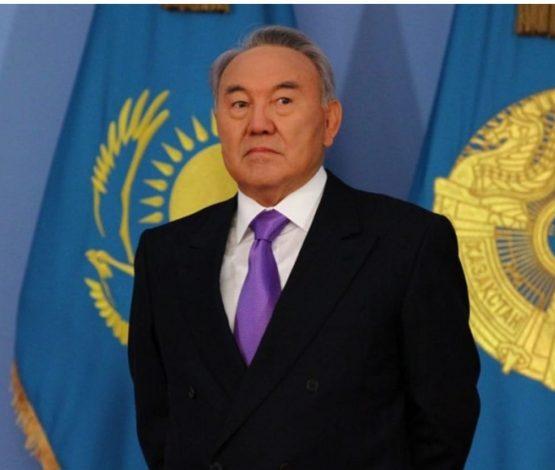 Назарбаев штабқа келді