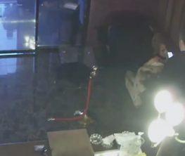 Қапшағайда ойынхана күзетшісін пышақтап кетті (видео)