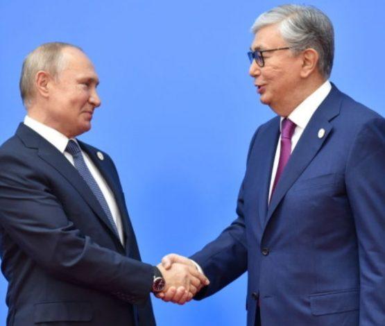 Путин Қасым-Жомарт Тоқаевтың ұсыныстарымен келісті