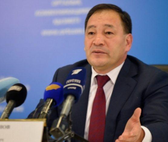 Тоғжанов отставка туралы нақты айта алмады