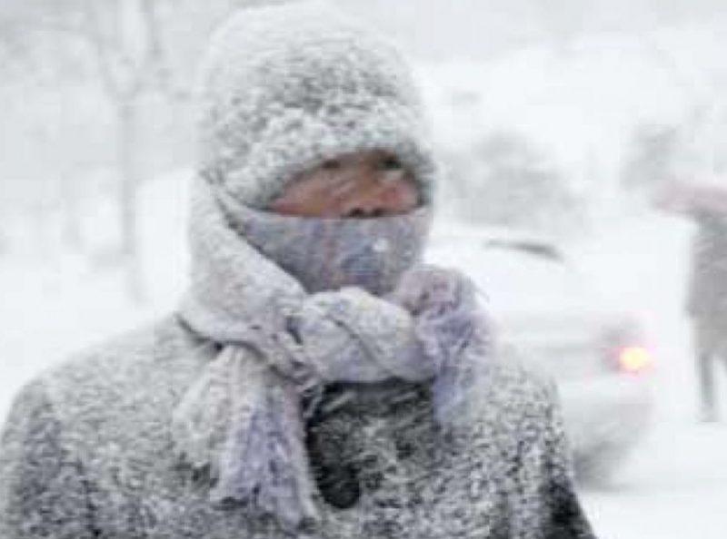 40 градус аяз, боран: Синоптиктер ескерту жариялады