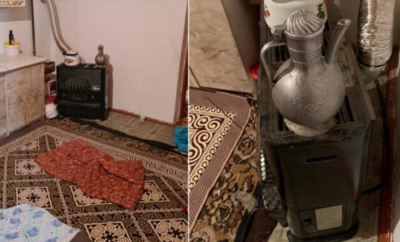 Анасы мен төрт баланың өлімі: Полиция Түркістандағы оқиғаны баяндады