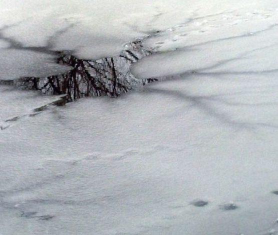 Қызылорда да мұз астына құлаған екі бала көз жұмды