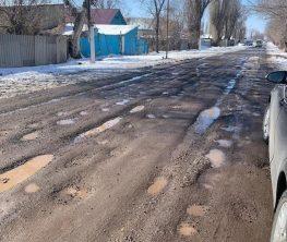 Алматы облысында 50 миллион теңгеге жөнделген жол шұрық-тесікке айналды