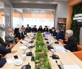 Алматы облысына әлемнің 16 елінде жұмыс істейтін Израилдық компания инвестиция құймақшы