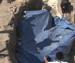 Қасым ханның қабірін іздеген археологтар басқа мәйіттерді көшірген