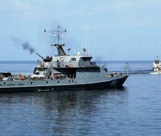 НАТО-ның әскери-теңіз күш әлсіздігін көрсетіп алды