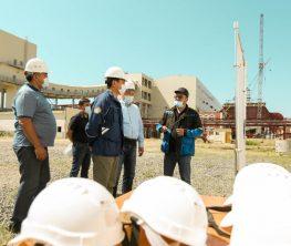 Нұр-Сұлтанда ЖЭО-3 6,5 млн шаршы метр тұрғын үйді жылумен қамтуға мүмкіндік береді