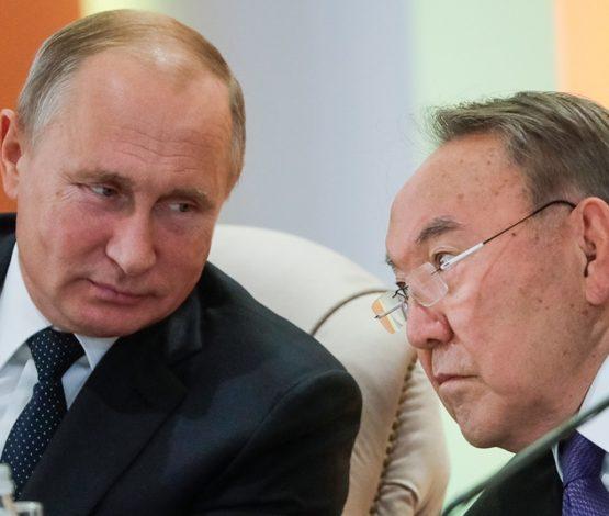 Назарбаев  Путинге: Бірақ сізбен кездесу қажет болды