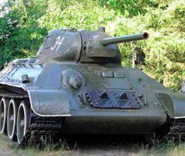 Ақтөбеде әскери танк темір-терсек қабылдау орнынан табылды