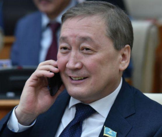 Сапархан Омаров: Халқыма әрі қарай қызмет етуге дайынмын