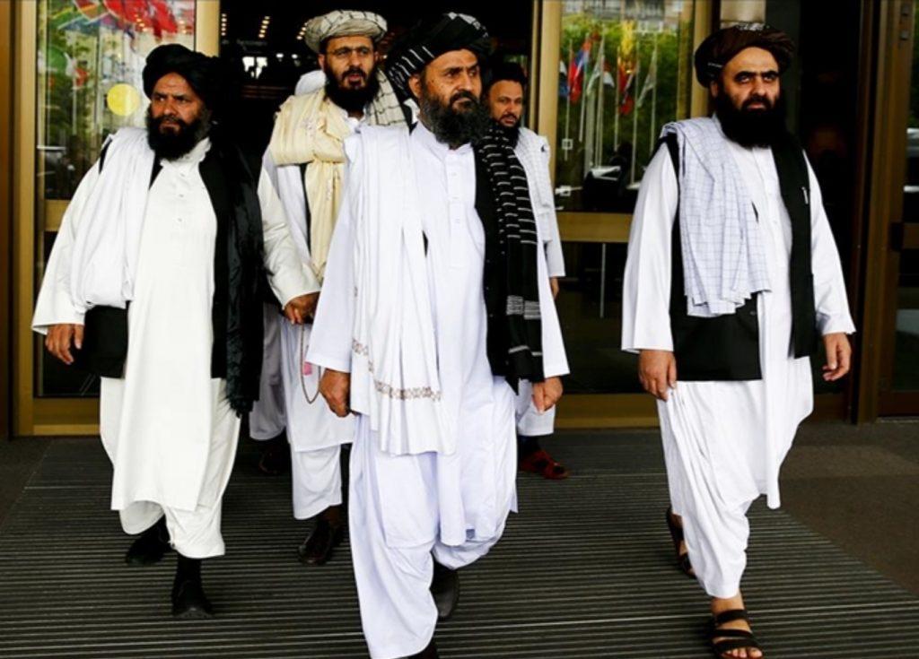 Талибан үкіметінің уақытша құрамы жарияланды