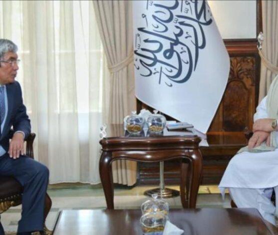 Ауғанстандық министр Қазақстанның сыртқы саясатына құрметпен қарайтынын атады