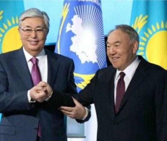 Тоқаев Назарбаевты ғұламалар кеңесінің басшысы лауазымына ұсынды