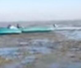 Экология министрлігі Каспий теңізінің тартылып бара жатқанын растады